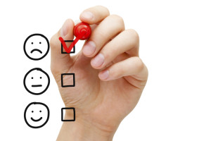The key to dealing with adverse feedback...